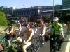 Голышом на велосипедах