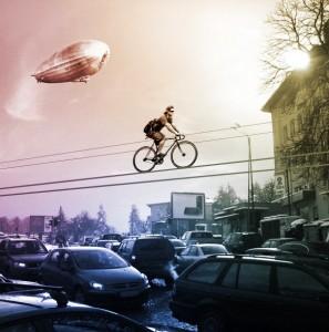 Велосипеды с крыльями