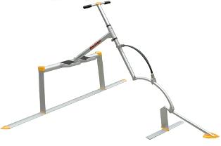 Как катается ны велосипеде по баравому?