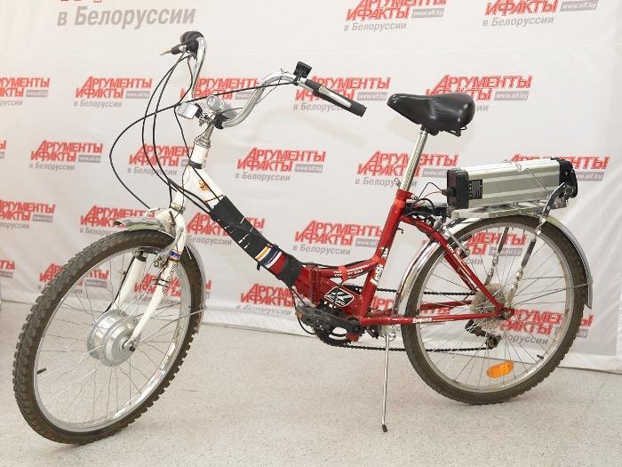 Электровелосипеды в гродно